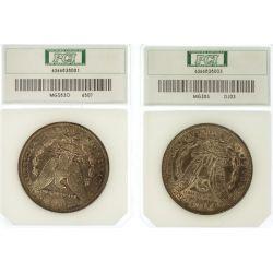 View 2: 1883-O & 1885 Morgan Dollars (PCI)