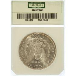 View 2: 1881-S Morgan Dollar MS-63 (PCI)