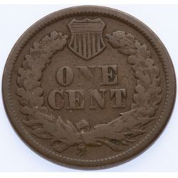 View 2: 1877 Indian Head Cent