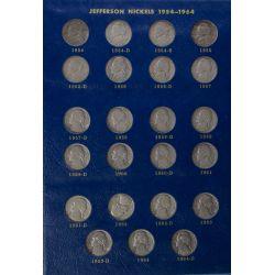 View 3: Jefferson Nickel Book (1938-1964)