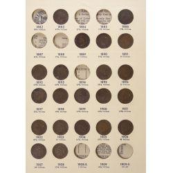View 3: Indian Head Cent Books (47pcs.)