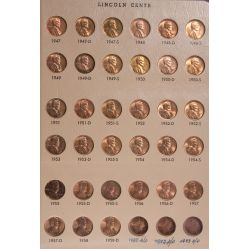 View 2: Lincoln Cent Book (1935-1984 including proofs)