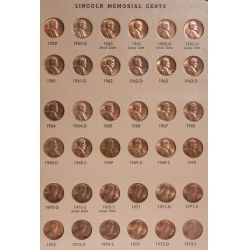 View 3: Lincoln Cent Book (1935-1984 including proofs)