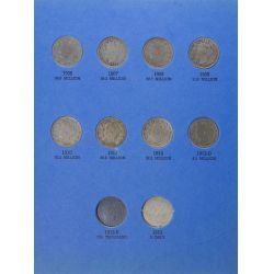 View 3: Liberty Nickel Book