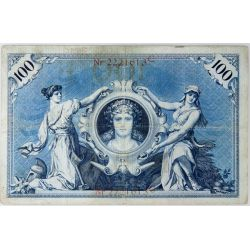 View 2: Germany: 1898 100 Mark