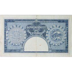View 2: Cyprus: 1955 250 Mils