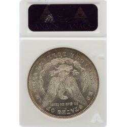 View 2: 1878-S Morgan Dollar MS-64 (ANACS)
