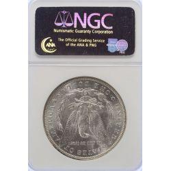 View 2: 1887 Morgan Dollar VAM-12 MS-65 (NGC)
