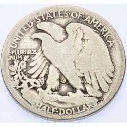 View 2: 1916-S Walking Liberty Half Dollar Obv.