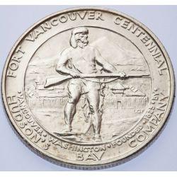 View 2: 1925 Vancouver Half Dollar