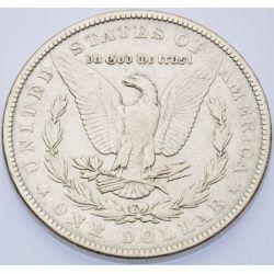 View 2: 1884 Morgan Dollar