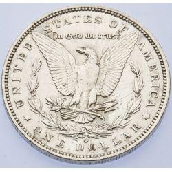 View 2: 1891-O Morgan Dollar