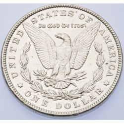 View 2: 1897 Morgan Dollar