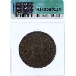 View 2: Ireland: 1689 1/2 Crown VF-30 (ICG)