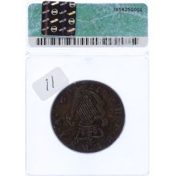 View 2: Ireland: 1769 1/2 Penny VF-30 Details (ICG)