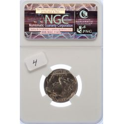 View 2: 1938-D/D Buffalo Nickel MS-66 (NGC)