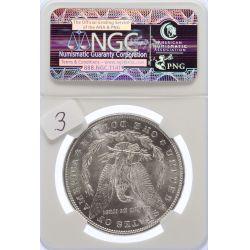 View 2: 1885 Morgan Dollar MS-64 (NGC)
