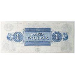 View 2: 1857 $1 National (Gosport, Indiana)