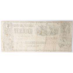 View 2: 1838 $5 Obsolete (Dixon, Illinois)