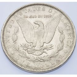 View 2: 1879 Morgan Dollar