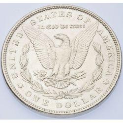 View 2: 1889 Morgan Dollar