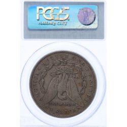 View 2: 1890-CC Morgan Dollar XF-40 (PCGS)
