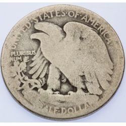 View 2: 1921 Walking Liberty Half Dollar