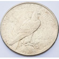 View 2: 1934-S Peace Dollar