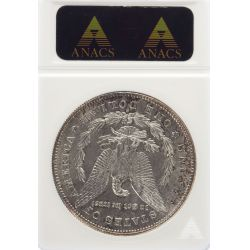 View 2: 1878-S Morgan Dollar MS-60 (ANACS)