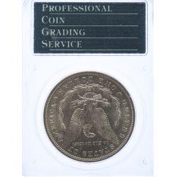 View 2: 1882-S Morgan Dollar MS-63 (PCGS)