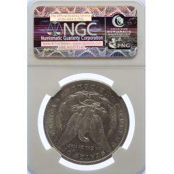 View 2: 1898-S Morgan Dollar AU-53 (NGC)