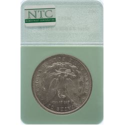 View 2: 1901 Morgan Dollar MS-62 (NTC)
