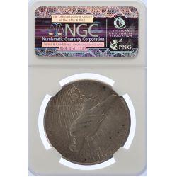 View 2: 1928 Peace Dollar AU-53 (NGC)