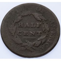 View 2: 1811 Half Cent