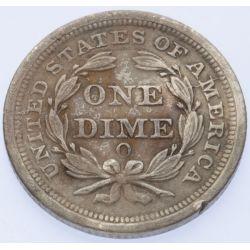 View 2: 1849-O Seated Dime
