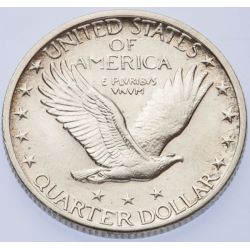 View 2: 1918-S Standing Liberty Quarter