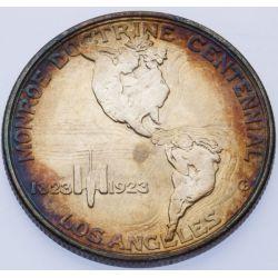 View 2: 1923-S Monroe Half Dollar