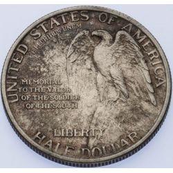 View 2: 1925 Stone Mountain Half Dollar