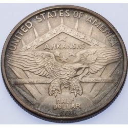 View 2: 1936 Arkansas Half Dollar