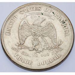 View 2: 1874-S Trade Dollar