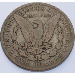 View 2: 1881-CC Morgan Dollar