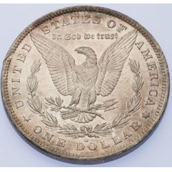 View 2: 1881-O Morgan Dollar