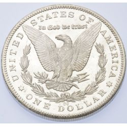 View 2: 1884-CC Morgan Dollar
