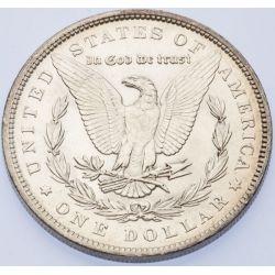View 2: 1891 Morgan Dollar