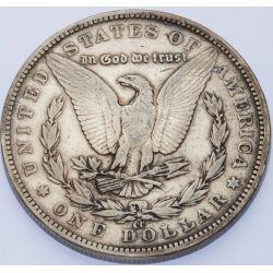 View 2: 1891-CC Morgan Dollar