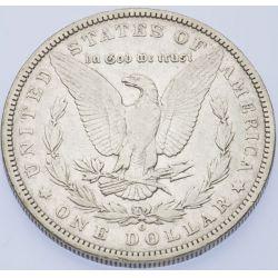 View 2: 1895-O Morgan Dollar
