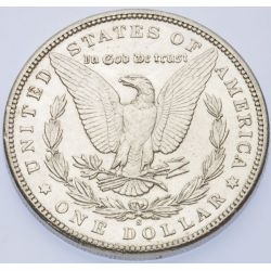 View 2: 1898-S Morgan Dollar