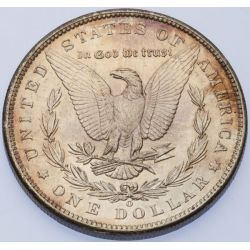 View 2: 1899-O Morgan Dollar