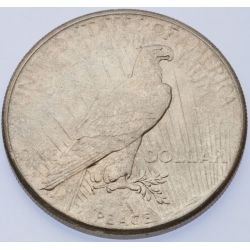 View 2: 1927 Peace Dollar