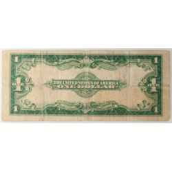 View 2: 1923 $1 Large Silver Certificate